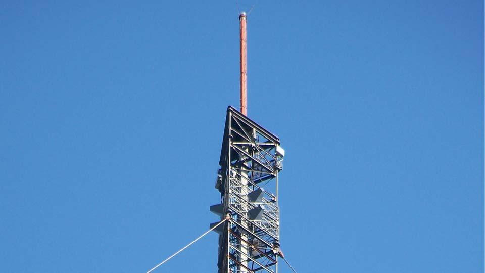 An update to work on WKBN's antenna | WKBN com