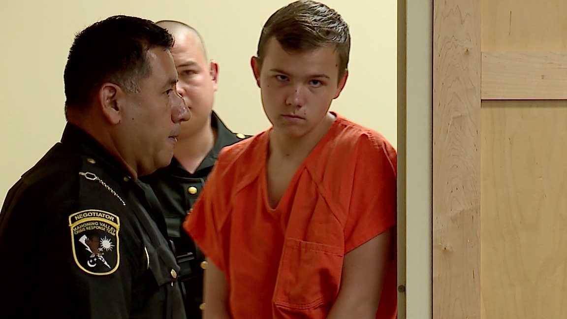 Justin Olsen, of Boardman, accused of threatening federal officers on social media