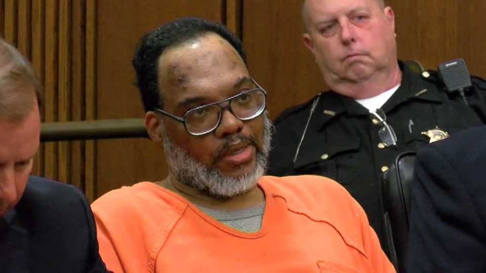 A former Ohio judge pleaded guilty to killing his ex-wife in 2018.