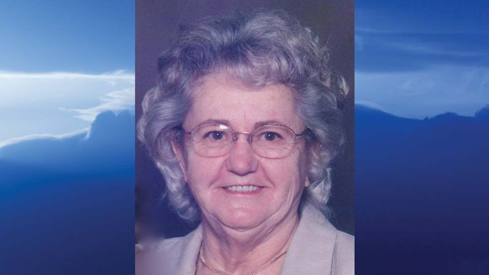 Ramona Martha Hedrick, Champion, Ohio-obit