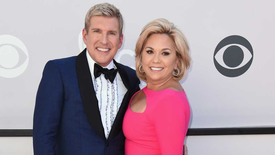 Todd and Julie Chrisley