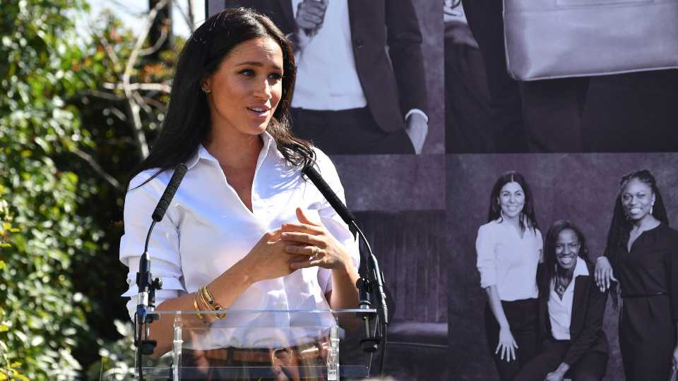 Meghan Duchess of Sussex launches clothing line to help jobless women