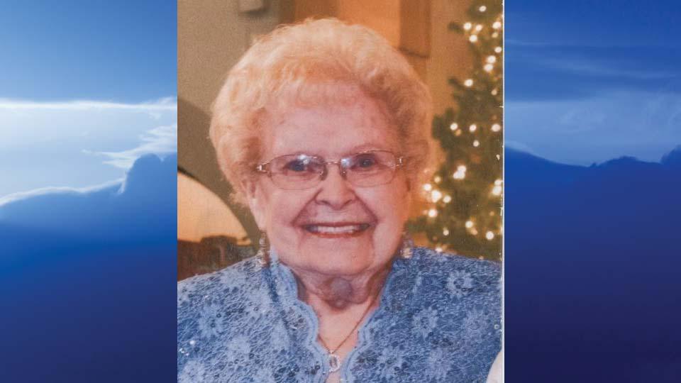 Ruby Marie Kurtz, Salem, Ohio-obit