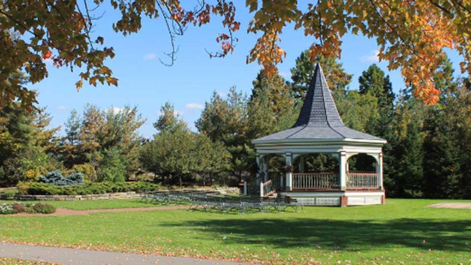 Boardman Park Gazebo