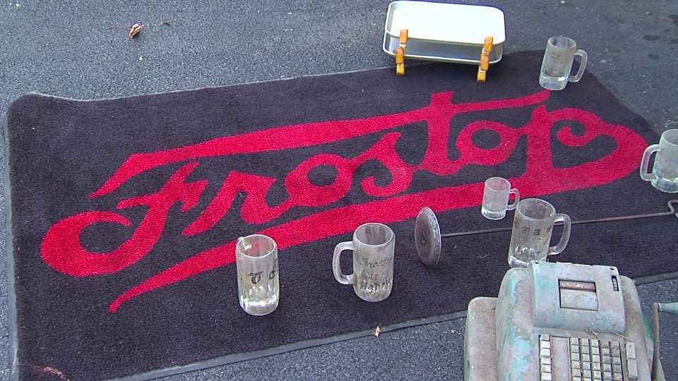 Frostop restaurant in Salem