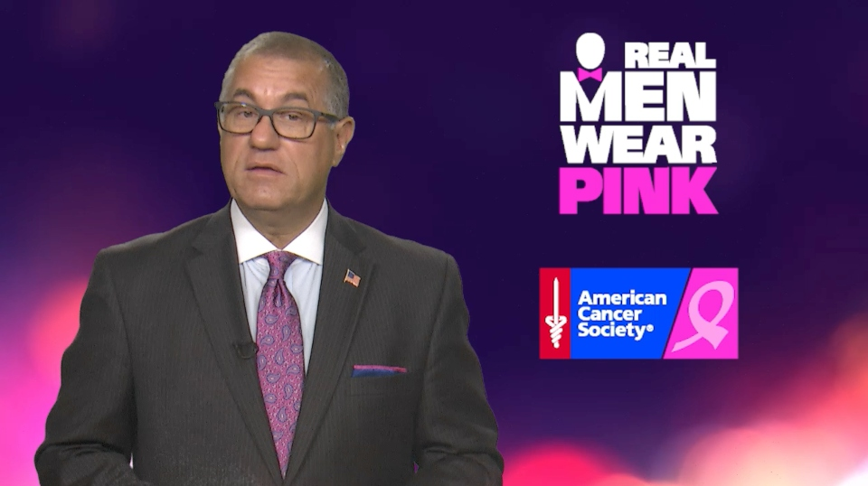 Gerry ACS Real Men Wear Pink
