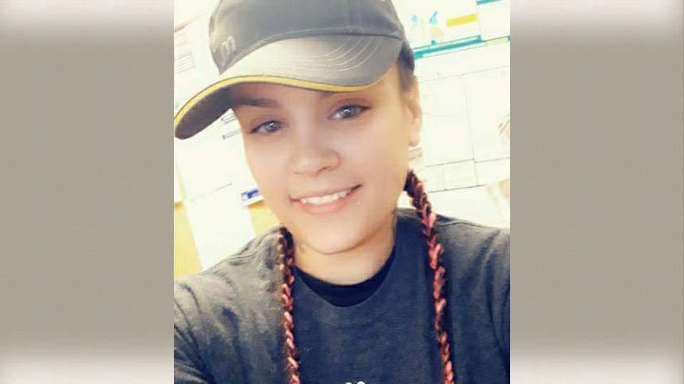 Destiny Perry Wellsville Murder Victim