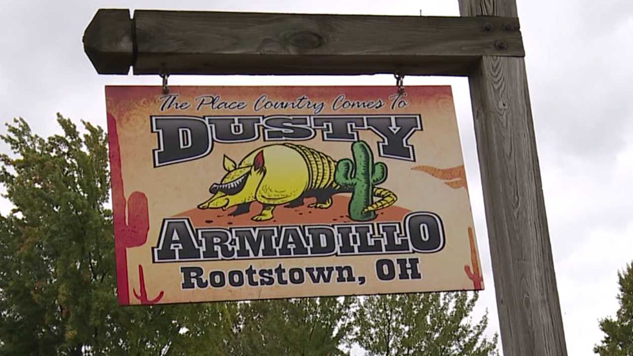Dusty Armadillo, Rootstown