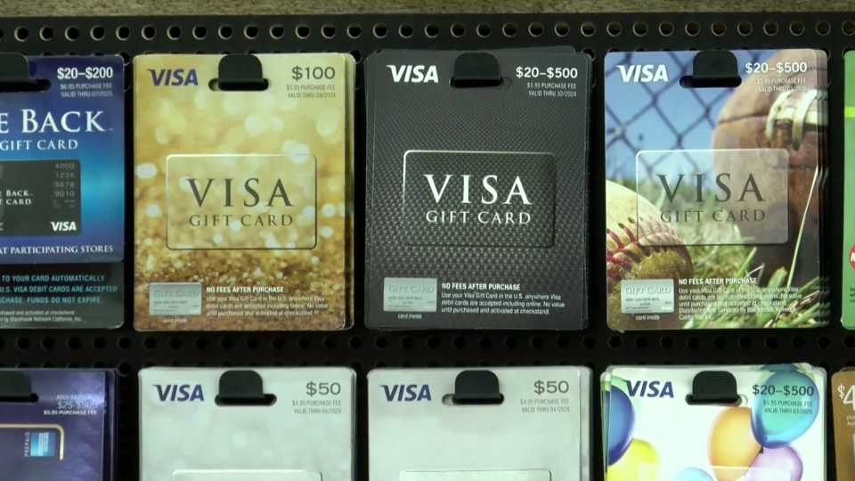 Police warn community about prepaid card scams during the holiday season