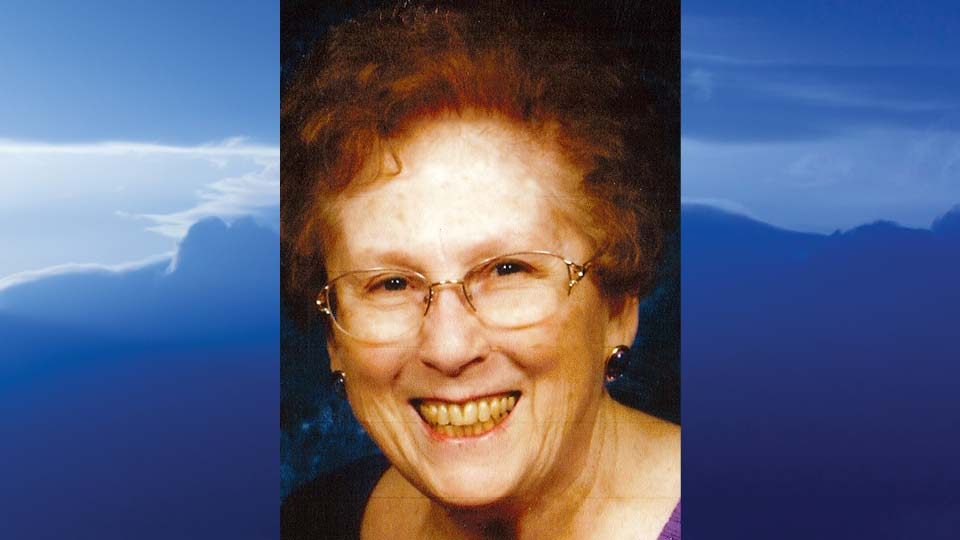 Shirley McCrimmon, Kinsman, Ohio - obit