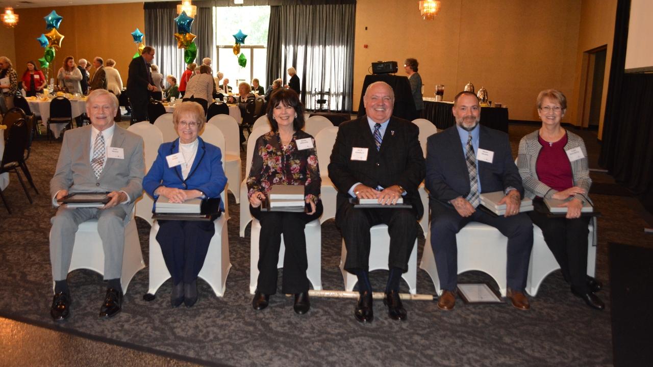 2019 winners of Shepherd of the Valley's Legacy Award