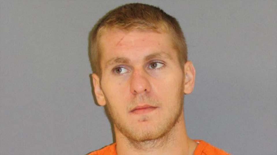 William Swagger, escaped inmate, Columbiana, Ohio.