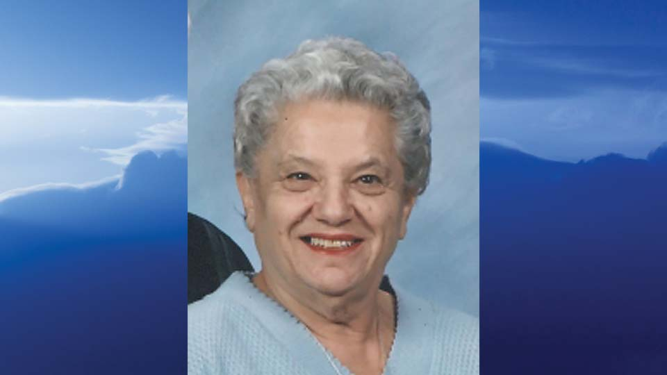 Elizabeth Betty May Quimby, Austintown, Ohio - obit