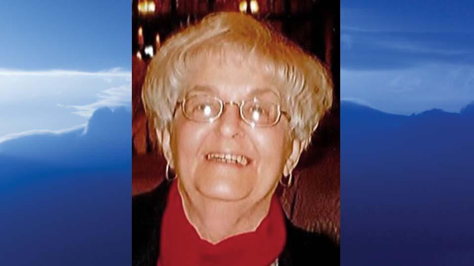 Elizabeth Lou Jordon, Austintown, Ohio - obit