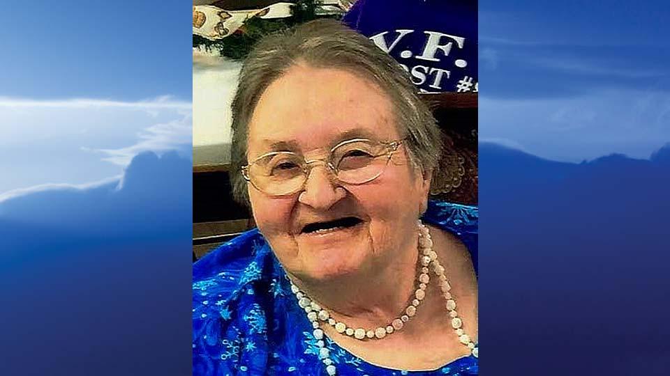 Laverne McLaughlin Dotson Kellner, Salem, Ohio-obit