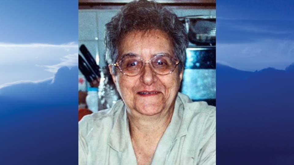"""Suzanne """"Rita"""" Federico, Hubbard, Ohio - obit"""