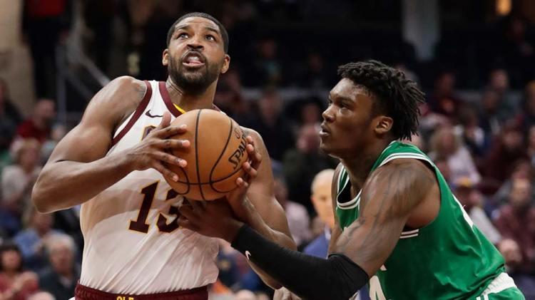 Boston Celtics officially sign Tristan Thompson to free ...