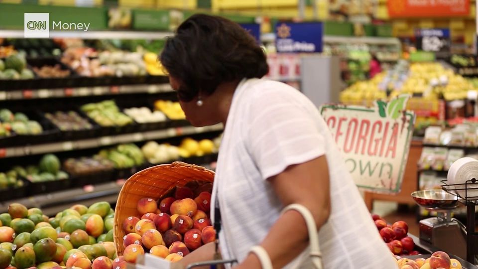Walmart to revamp its produce aisle.