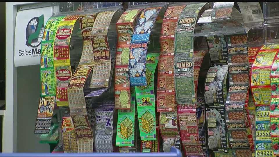Pennsylvania Lottery tickets