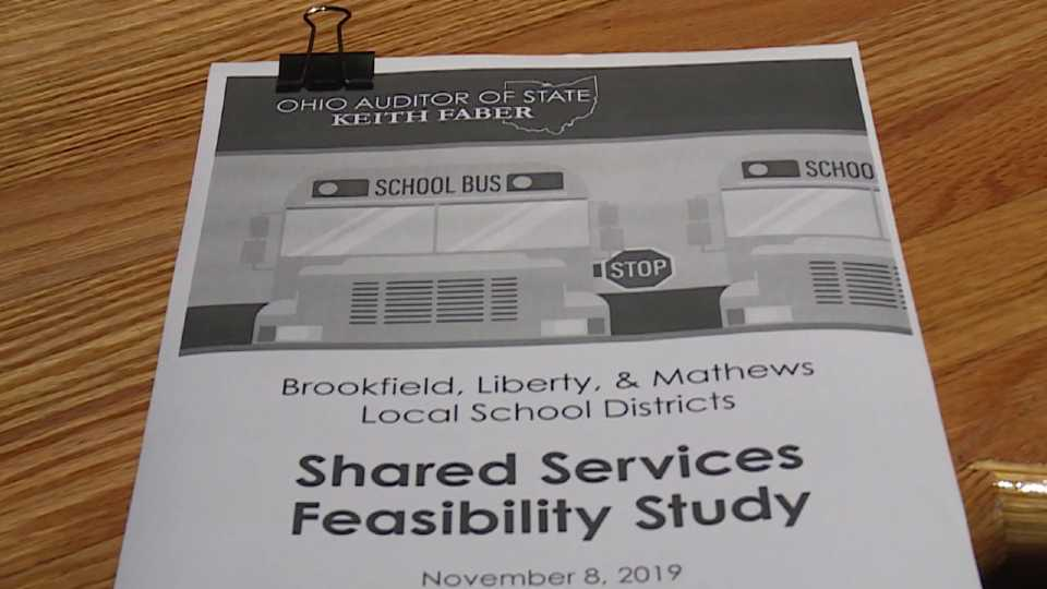 Shared services feasibility study