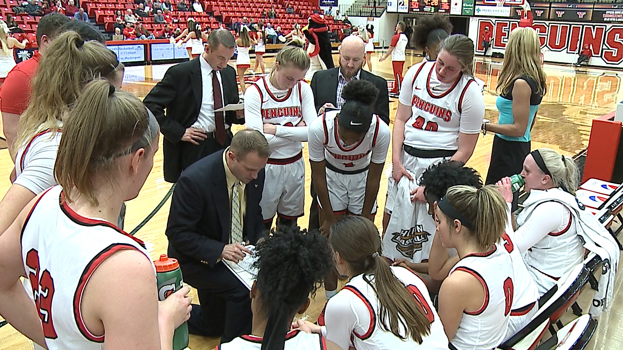 YSU women's basketball