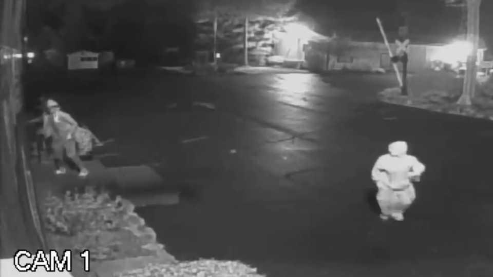 Hubbard break-in suspects
