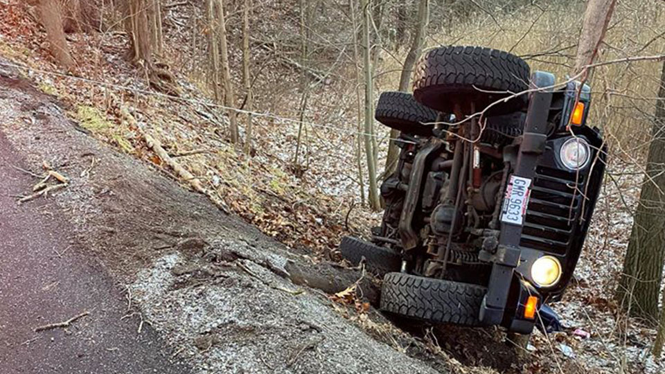 jeep rollover