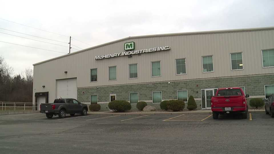 McHenry Industries sees employment improvements