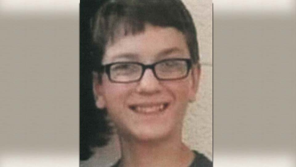 Missing boy, Harley Dilly of Port Clinton, Ohio