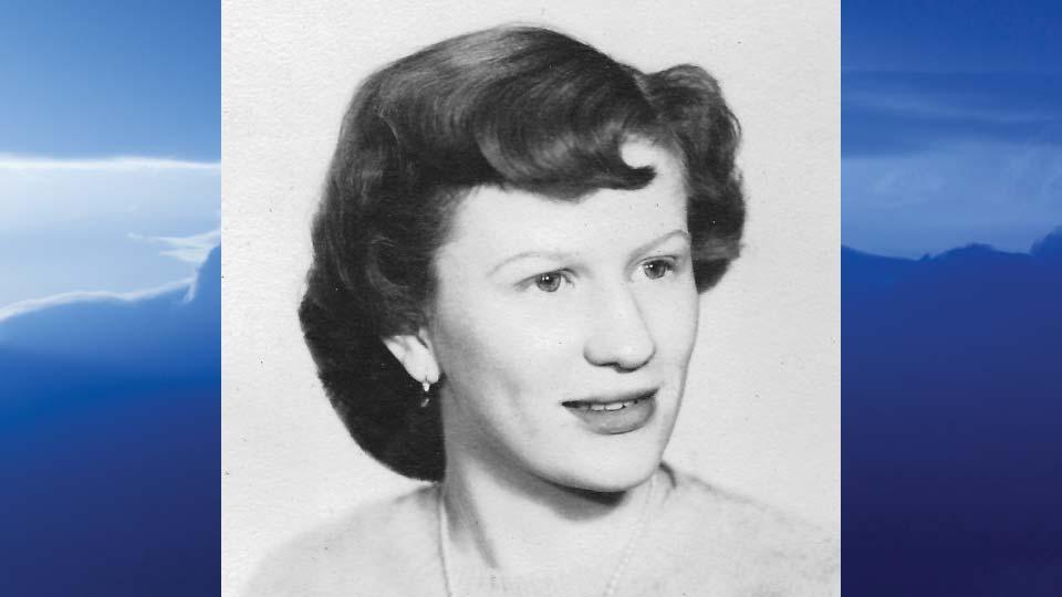 Sarah Jane Francis, Columbiana, Ohio - obit