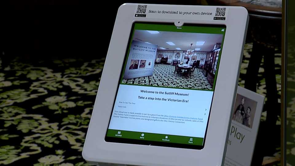Sutliff Museum offers new app