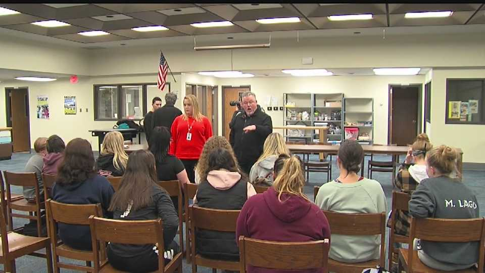 Lordstown political history club meeting