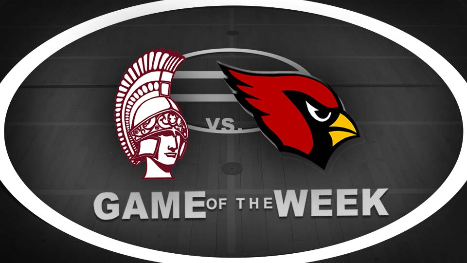 Boardman Spartans, Canfield Cardinals High School Wrestling Game of the Week