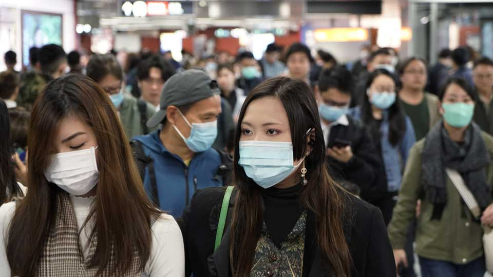 China coronavirus outbreak