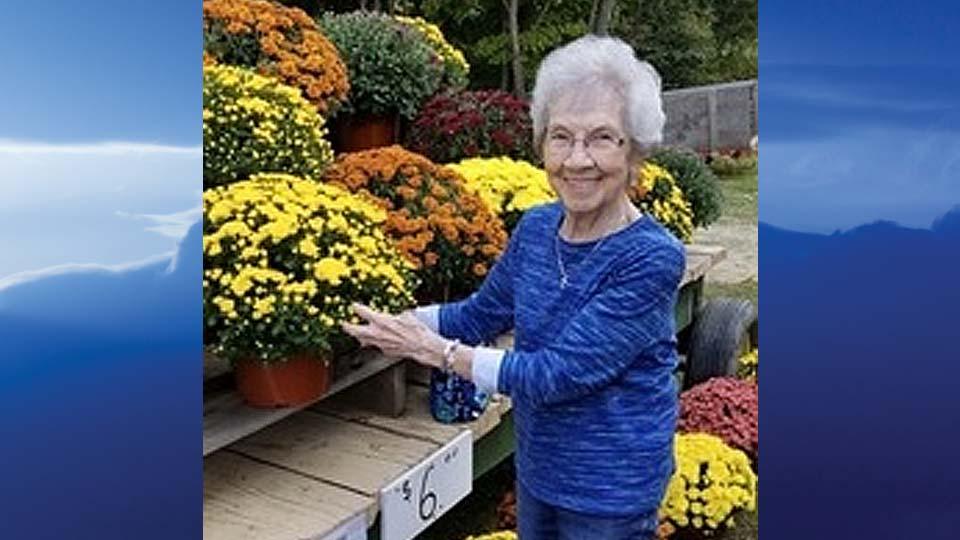 Dorothy Mae Saltsman, Braceville, Ohio-obit