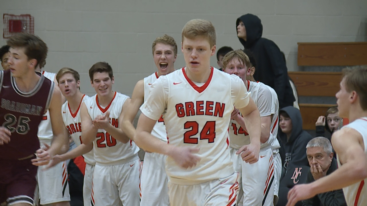 green hands boardman first loss