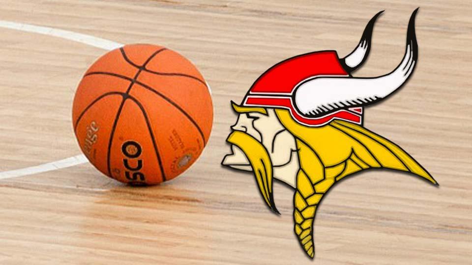 Labrae Vikings high school basketball