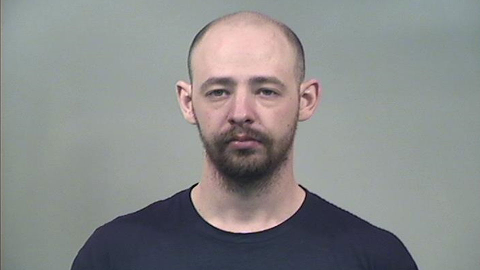 Matthew Irwin, charged with felonious assault, using weapons while intoxicated and discharging firearms within the city limits