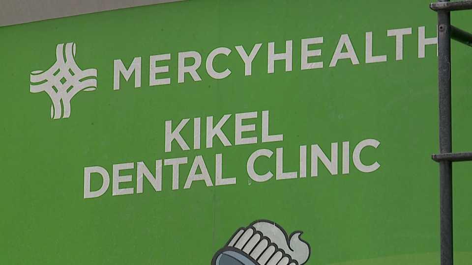 Mercy Health dental clinic, veterans.