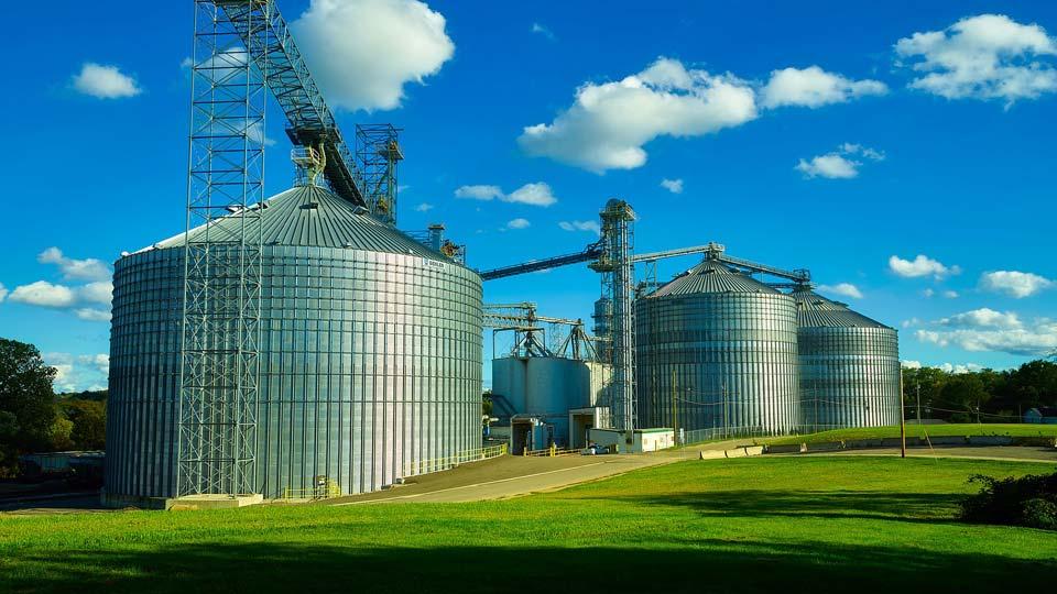 Ohio Grain Mills