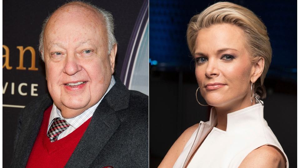 Roger Ailes, Megyn Kelly, Fox News