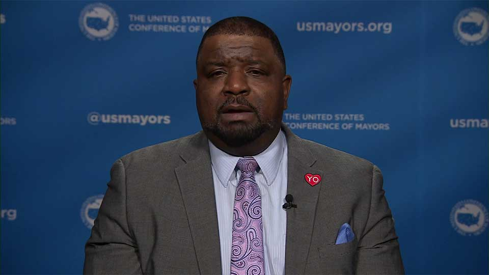 Youngstown Mayor Tito Brown discusses