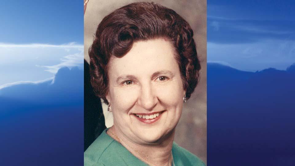"""Agnes Sue """"Berencsi"""" Williamson, Mineral Ridge, Ohio - obit"""