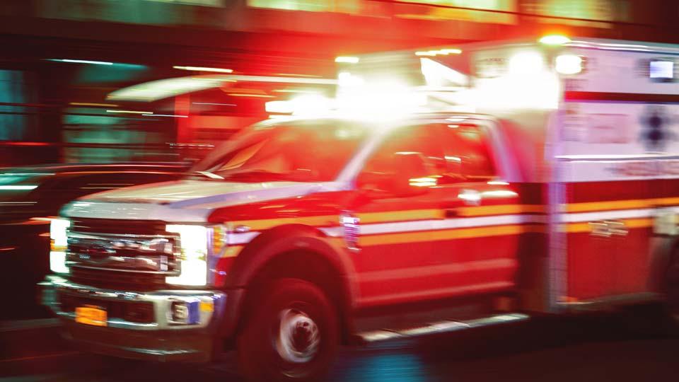 Ambulance, Accident generic