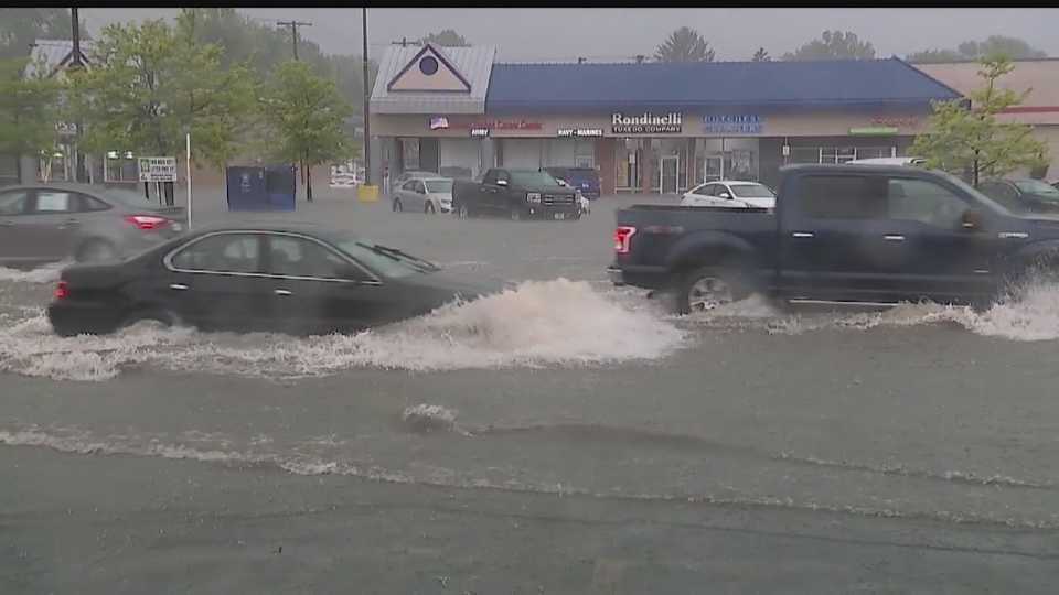 Boardman flooding in May 2019
