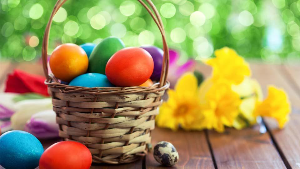 Easter eggs generic