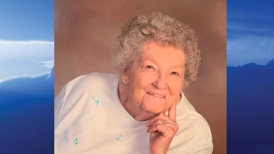 Edith Dawson, Sebring, Ohio - obit