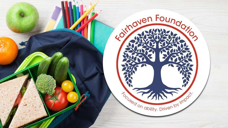 Fairhaven Foundation Backpack Food Program