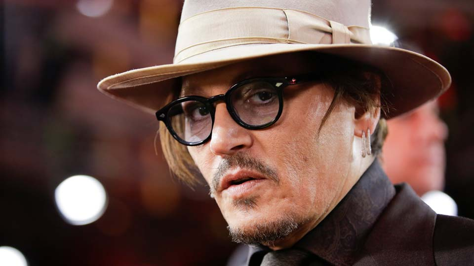 Johnny Depp in UK court for hearing on tabloid libel lawsuit.