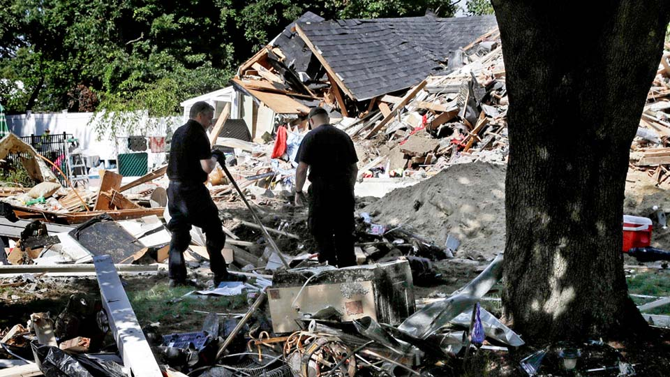 Utility company to pay $53M for blasts that damaged Massachusetts homes, killed 1.